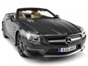 Mercedes AMG SL63 Conv